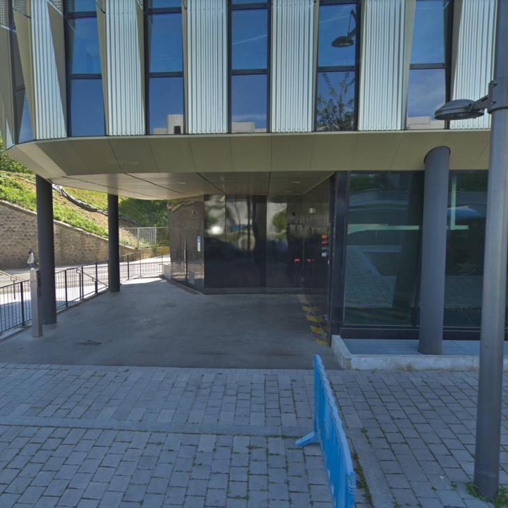 Öffentliches Parkhaus BEPARK GARE DE MASSY-PALAISEAU (Überdacht) Massy
