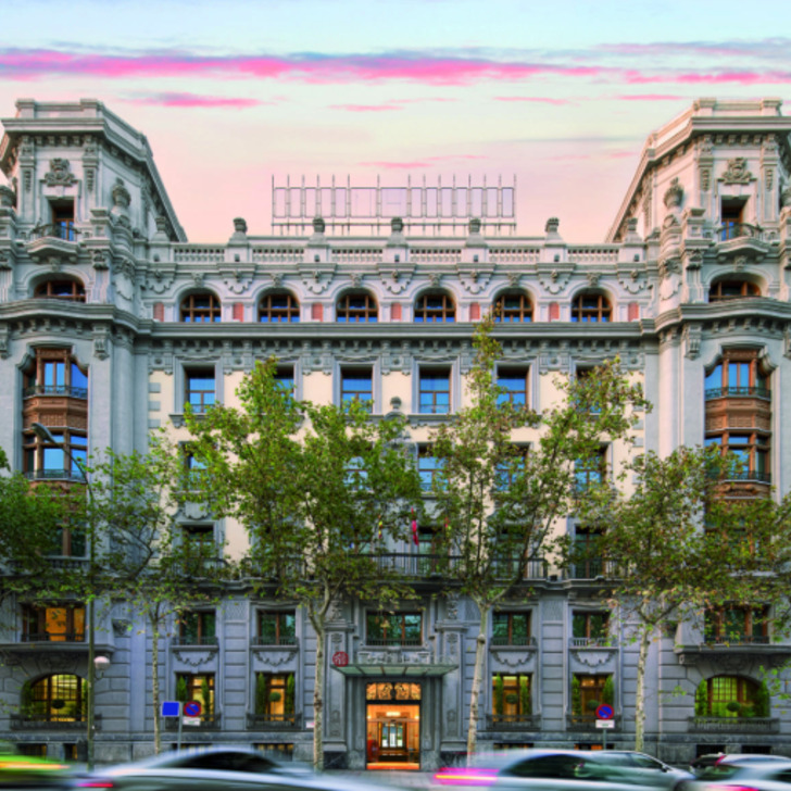 Estacionamento Hotel NH COLLECTION MADRID ABASCAL (Coberto) Madrid