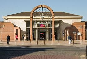 Parkings Gare de Creil à Creil - Réservez au meilleur prix