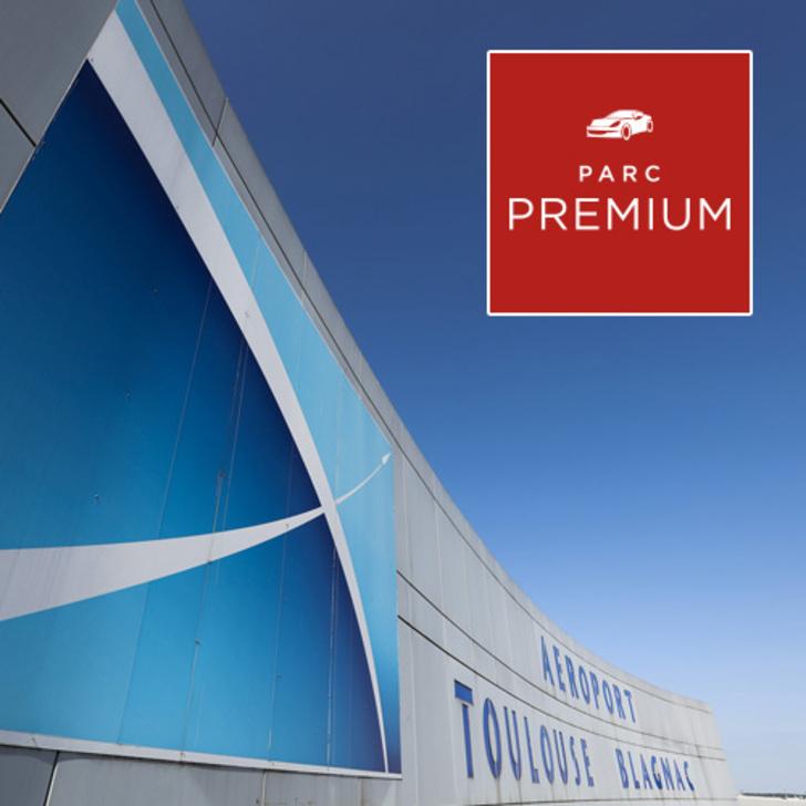 AÉROPORT TOULOUSE-BLAGNAC - PARC PREMIUM Officiële Parking (Overdekt) Blagnac