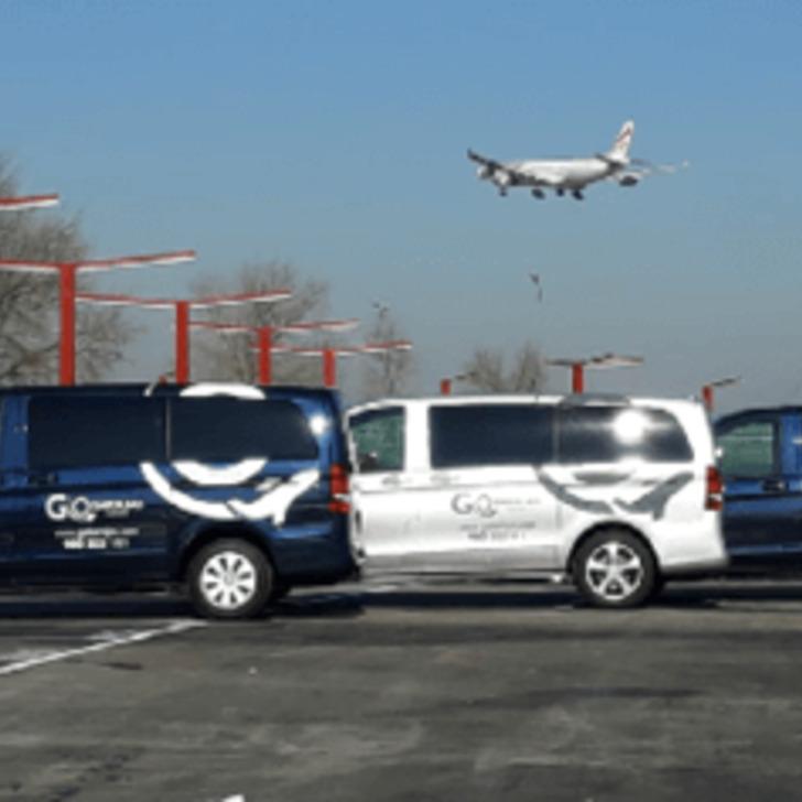 Parking Discount GO BARAJAS (Extérieur) Madrid