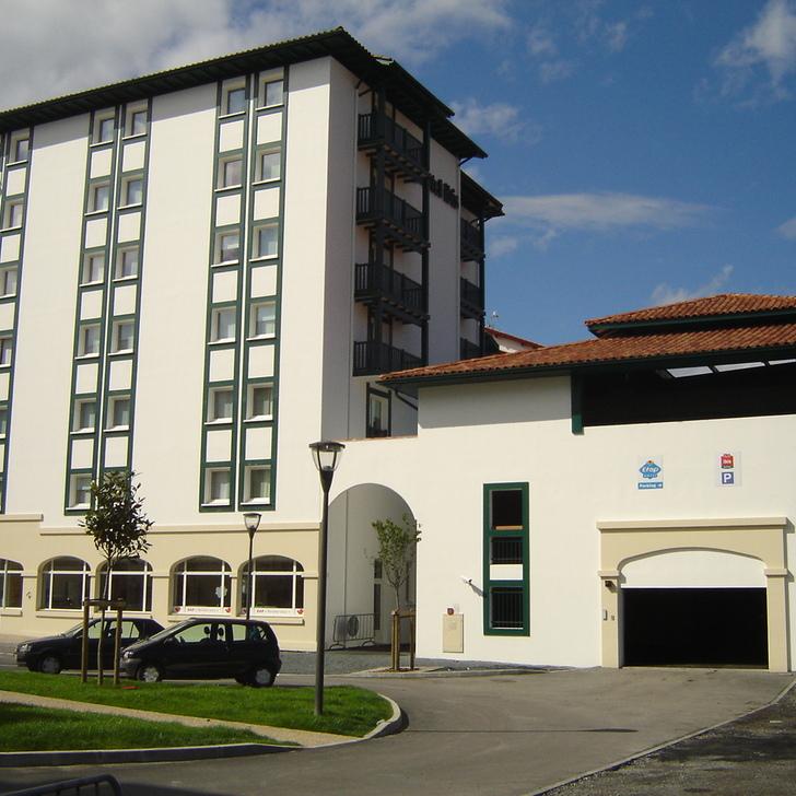 IBIS BUDGET CIBOURE SAINT JEAN DE LUZ Hotel Parking (Overdekt) Ciboure