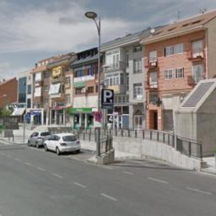 Parking Public HONORIO LOZANO (Couvert) Madrid