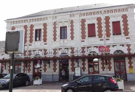 Parkings Gare de Saint-Jean-de-Luz - Ciboure à Saint-Jean-de-Luz - Réservez au meilleur prix