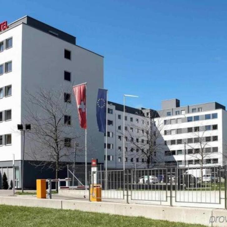 Parking Hotel IBIS ZÜRICH MESSE AIRPORT (Cubierto) Zürich