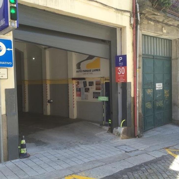 Parking Público AUTO PARQUE LAIRES CAR SITTING (Cubierto) Porto