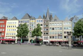 Parkings Centre-ville de Cologne - Réservez au meilleur prix