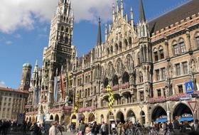 Parkings Centre-ville de Munich - Réservez au meilleur prix