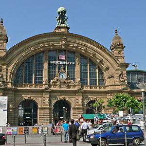 Parkhaus Frankfurt Zentrum