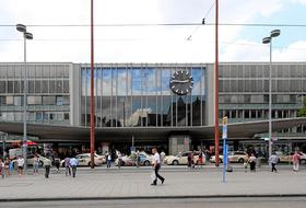 Parkings Estación Central de Munich en Munich - Reserva al mejor precio