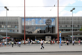 Munich central station  car parks in Munich  - Book at the best price