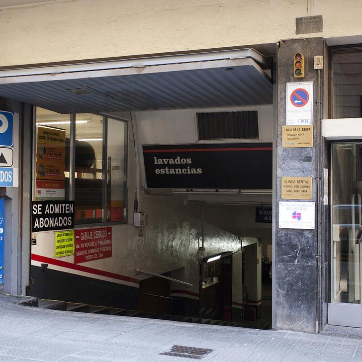 Parking Public GARAJE EUSKAL AUTO (Couvert) Bilbao