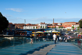 Car parks in Venise city centre - Book at the best price
