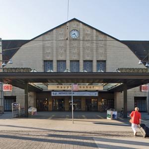 Parkhaus Bahnhof Karlsruhe