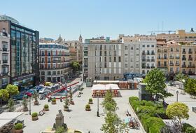 Parques de estacionamento Plaza pedro zerolo  em Madrid - Reserve ao melhor preço