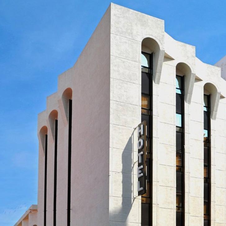 Estacionamento Hotel SERCOTEL JAIME I (Coberto) Castellón de la Plana, Castellón