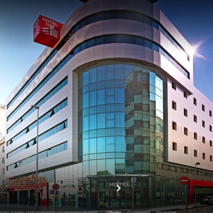 Parking Hôtel SERCOTEL LUZ CASTELLÓN (Couvert) Castelló de la Plana, Castelló