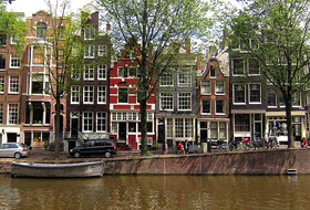 Canal Ring  car parks in Amsterdam  - Book at the best price