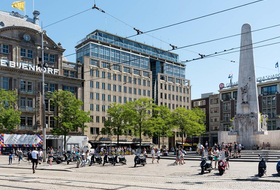 City Centre car parks in Amsterdam  - Book at the best price