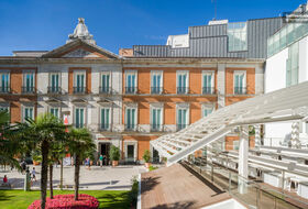 Parking Museo Thyssen  en Madrid : precios y ofertas - Parking de museo | Onepark