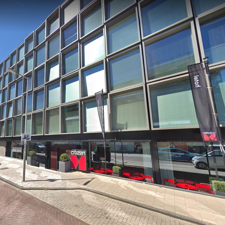 Estacionamento Serviço de Valet WEPARC - ZUIDAS WTC (Coberto) Amsterdam
