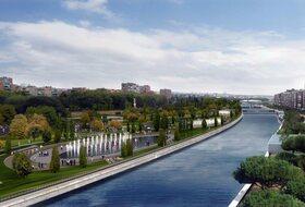 Parkplätze Madrid Río in Madrid - Buchen Sie zum besten Preis