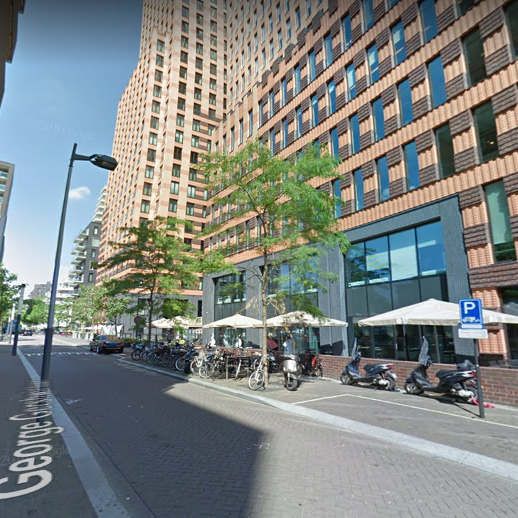 Parking Servicio VIP WEPARC - ZUIDAS (Cubierto) Amsterdam