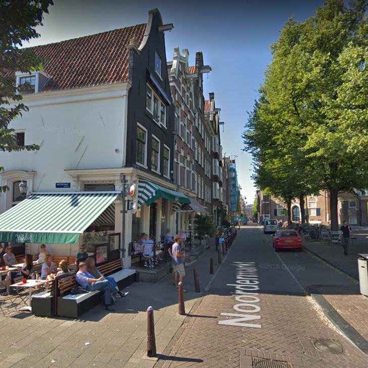 Parking Servicio VIP WEPARC - NOORDERMARKT (Cubierto) Amsterdam