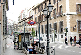 Parkings Noviciado en Madrid - Reserva al mejor precio