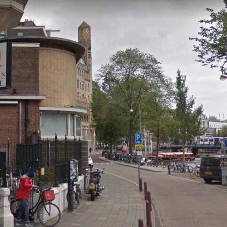WEPARC - LEIDSEKADE Valet Service Car Park (Covered) Amsterdam