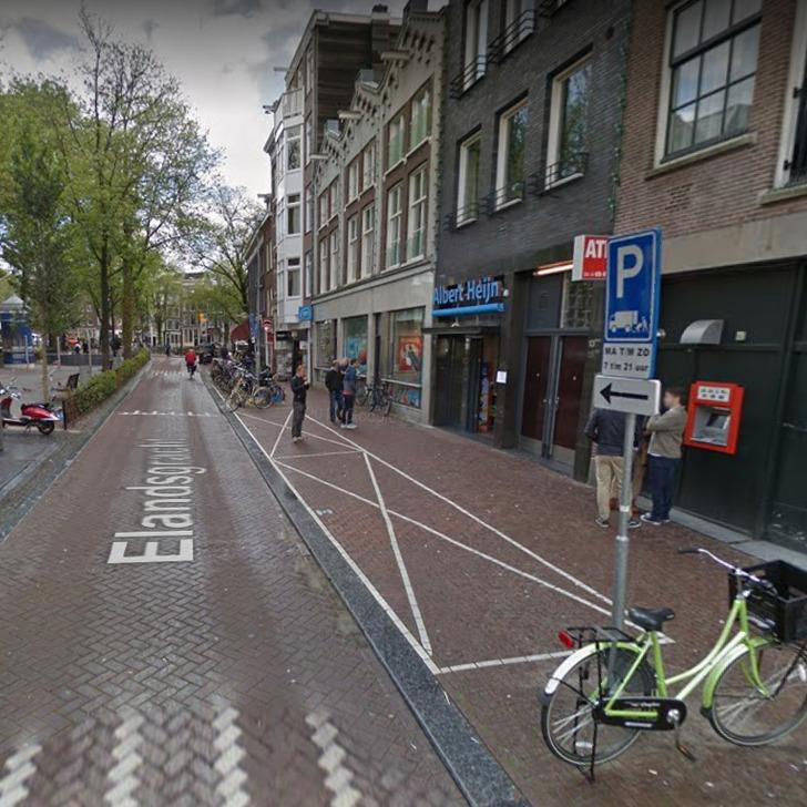 Parking Service Voiturier WEPARC - ELANDSGRACHT (Couvert) Amsterdam