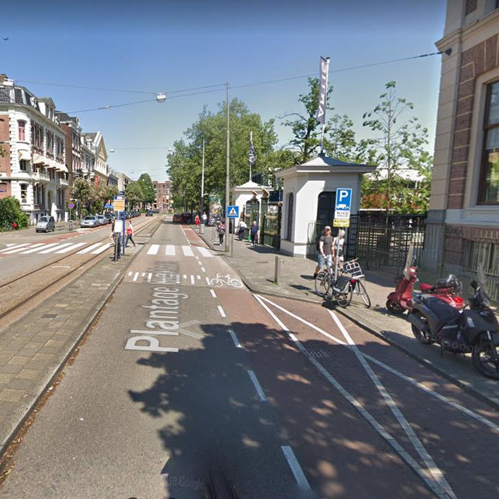 Estacionamento Serviço de Valet WEPARC - THE ZOO (Coberto) Amsterdam