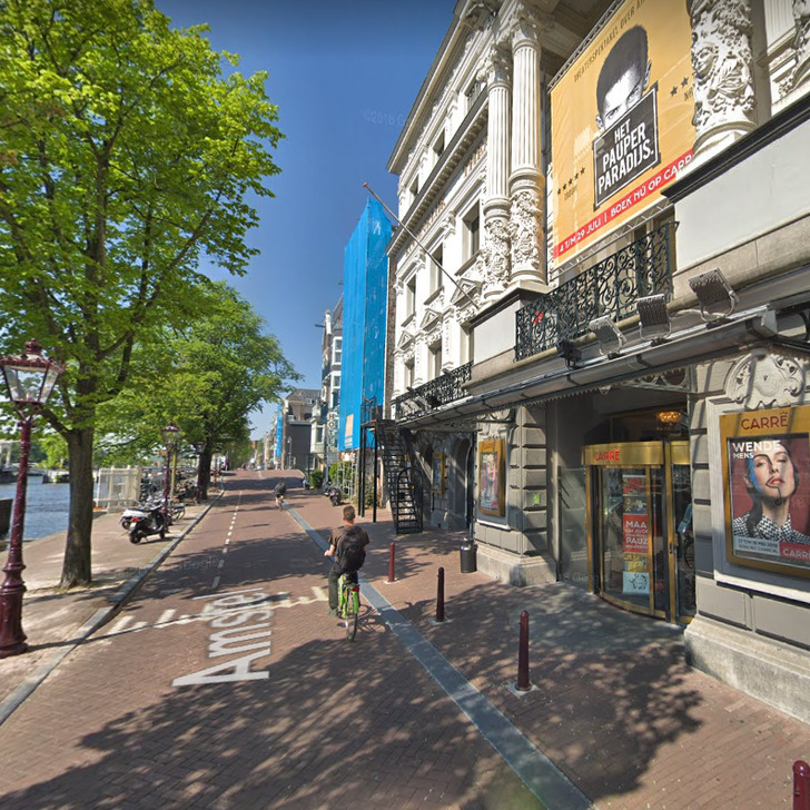 Parking Service Voiturier WEPARC - ROYAL THEATER (Couvert) Amsterdam