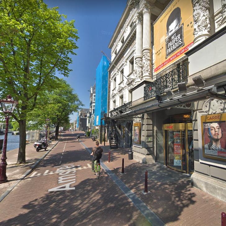 Parking Servicio VIP WEPARC - ROYAL THEATER (Cubierto) Amsterdam