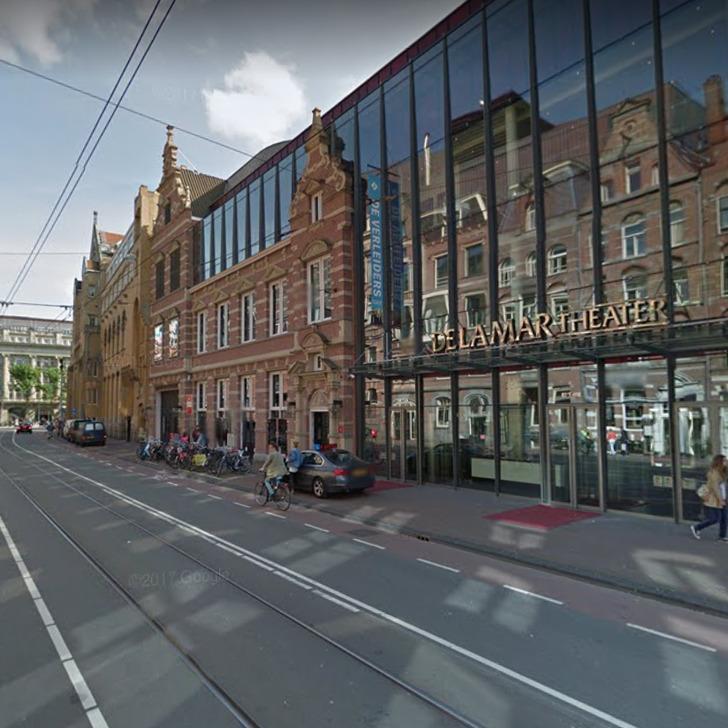 Estacionamento Serviço de Valet WEPARC - MUSEUMKWARTIER (Coberto) Amsterdam