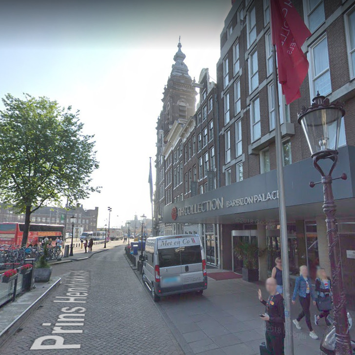 Parking Service Voiturier WEPARC - PRINS HENDRIKKADE (OUDEZIJDS) (Couvert) Amsterdam