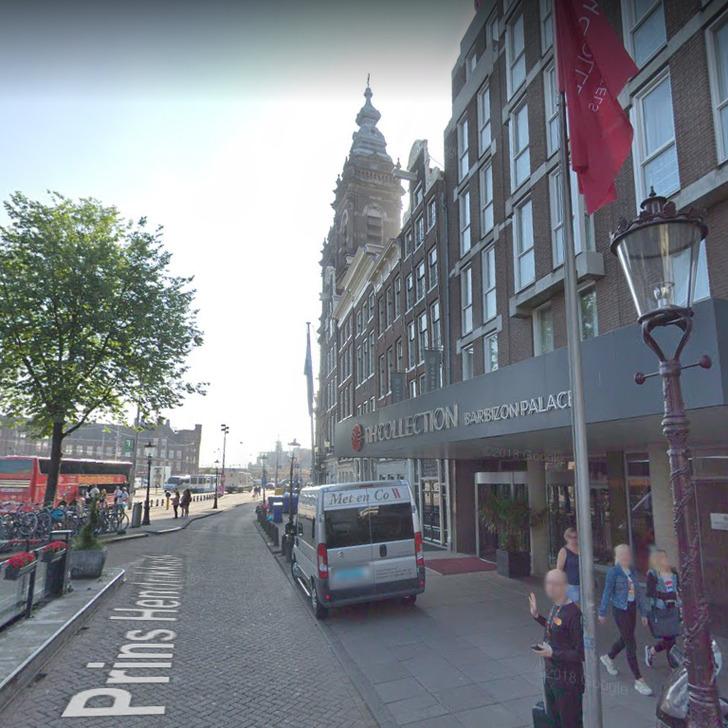 WEPARC - PRINS HENDRIKKADE (OUDEZIJDS) Valet Service Parking (Overdekt) Amsterdam
