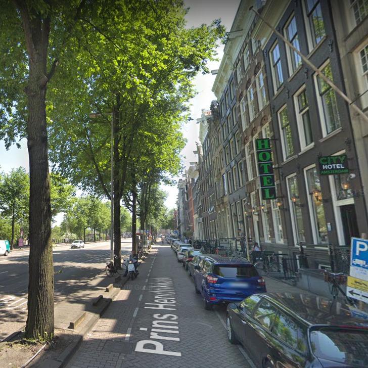 Parking Service Voiturier WEPARC - PRINS HENDRIKKADE (OOSTERDOK) (Couvert) Amsterdam