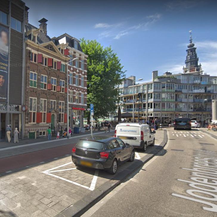 Parking Service Voiturier WEPARC - REMBRANDT MUSEUM (Couvert) Amsterdam