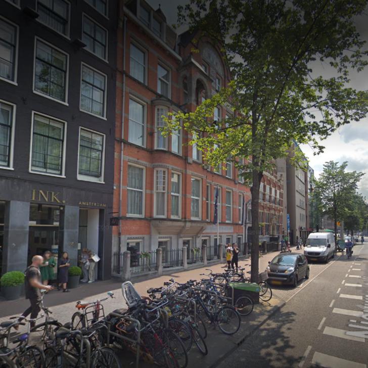 Parking Servicio VIP WEPARC - NIEUWEZIJDS KOLK (Cubierto) Amsterdam