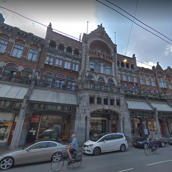 Parking Service Voiturier WEPARC - RAADHUISSTRAAT (Couvert) Amsterdam
