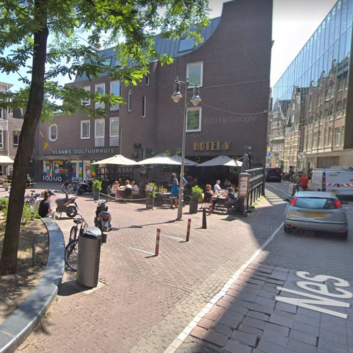 WEPARC - NES Valet Service Car Park (Covered) Amsterdam