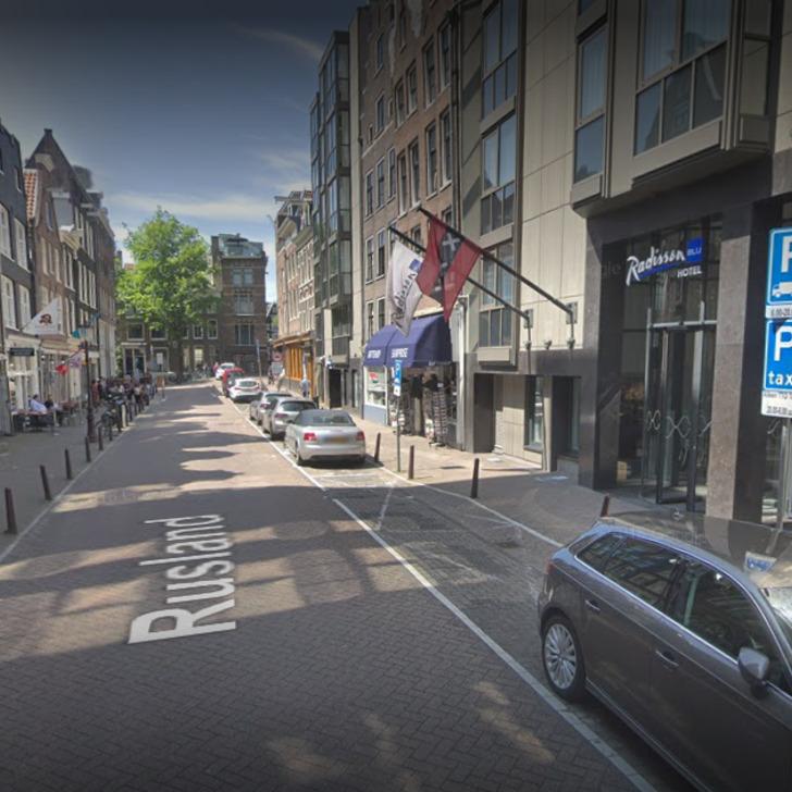 Estacionamento Serviço de Valet WEPARC - RUSLAND (Coberto) Amsterdam