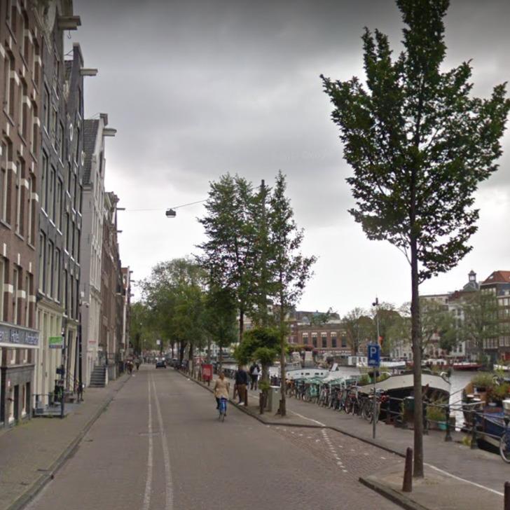 Estacionamento Serviço de Valet WEPARC - AMSTEL (Coberto) Amsterdam