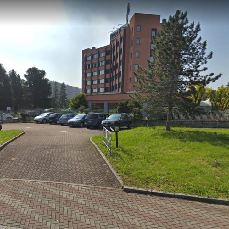 Parcheggio Hotel REGE (Esterno) San Donato Milanese (MI)