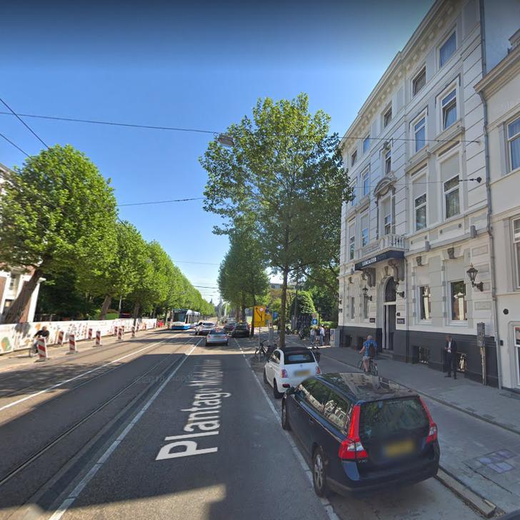 Parking Servicio VIP WEPARC - PLANTAGE MIDDENLAAN (Cubierto) Amsterdam