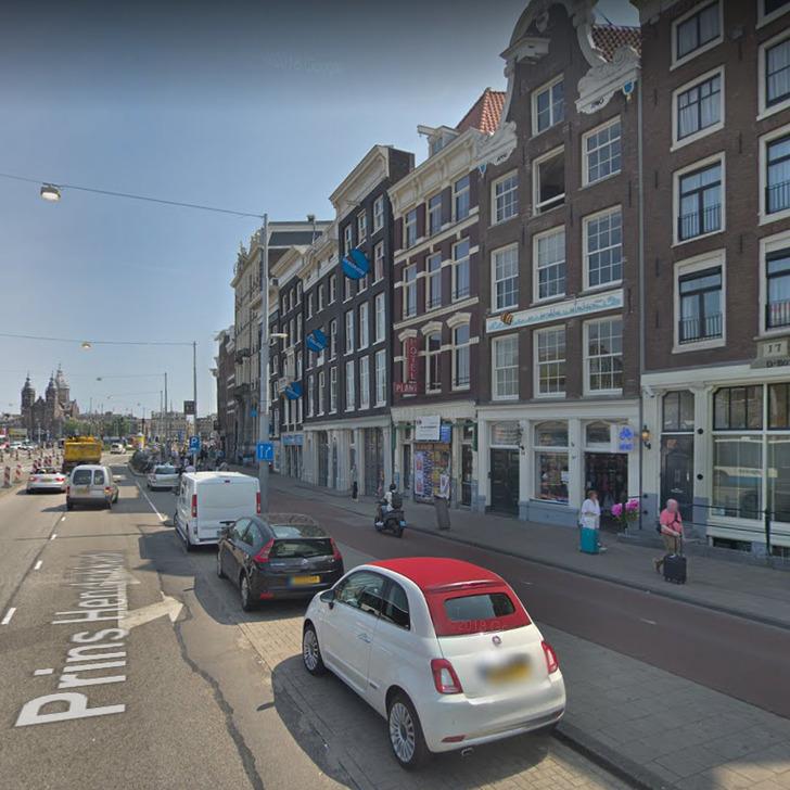 Estacionamento Serviço de Valet WEPARC - PRINS HENDRIKKADE (NIEUWEZIJDS) (Coberto) Amsterdam