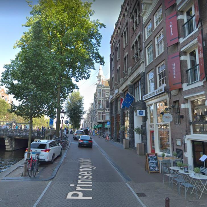 Parking Servicio VIP WEPARC - LEIDSESTRAAT (Cubierto) Amsterdam