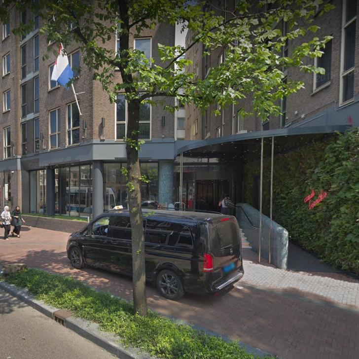Parking Servicio VIP WEPARC - NIEUWEZIJDS VOORBURGWAL (Cubierto) Amsterdam