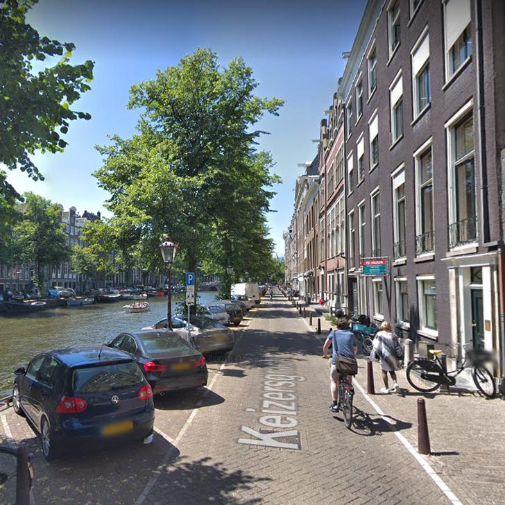 Estacionamento Serviço de Valet WEPARC - GRACHTENGORDEL (Coberto) Amsterdam
